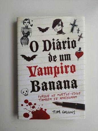 O Diário de um Vampiro Banana Vol.1 *PORTES INCLUÍDOS