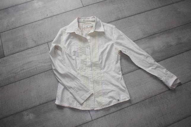 Śliczna koszula Joules, w kropeczki, S