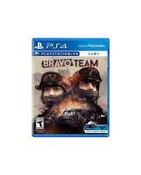 Bravo Team PlayStation 4 PS VR PL