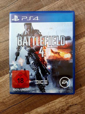 Gry na PlayStation 4 - Battlefield 4