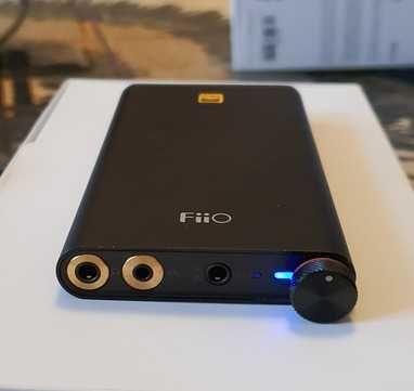 Wzmacniacz słuchawkowy Fiio Q1 Mark II