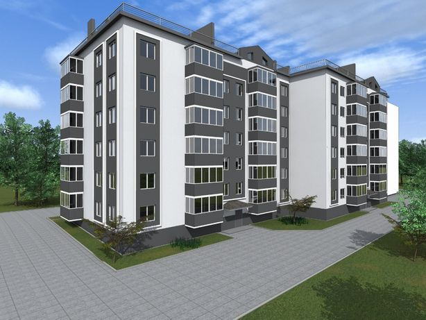 Квартира 2-комнатная в Василькове ЖК Дом 20. Городок