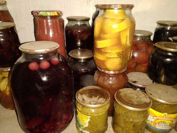 заготовки сок виноградный помидор лист огурцы и т.п.