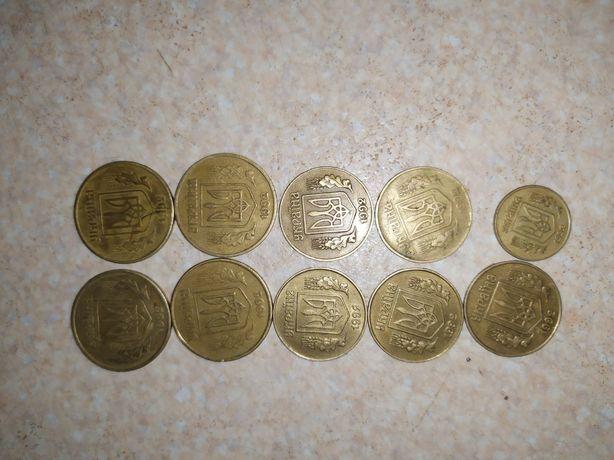 Продам монети 1992 р
