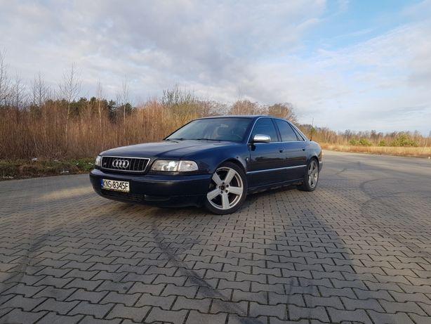 Audi S8 D2 4.2 V8 340km bdb stan