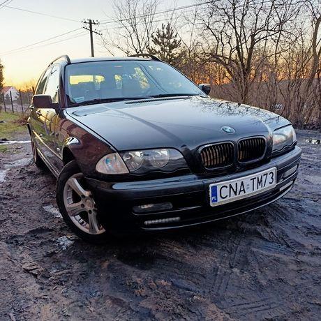 sprzedam BMW e460 320d