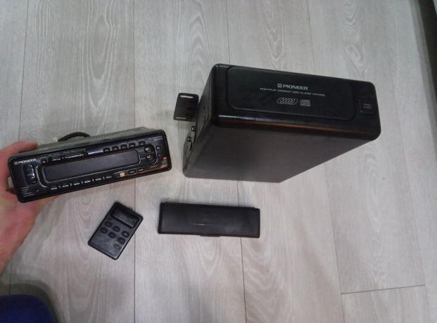 Pionner KEH-M8300 RDS + Zmieniarka Pionner Tanio Wysyłka