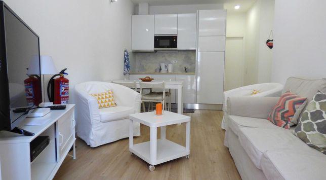 Apartamento T3 a 50m da praia