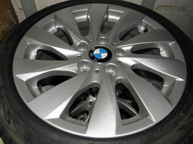 Koła zimowe 225/45R17 BMW 1 F20 F21 Felgi 5x120 Nokian