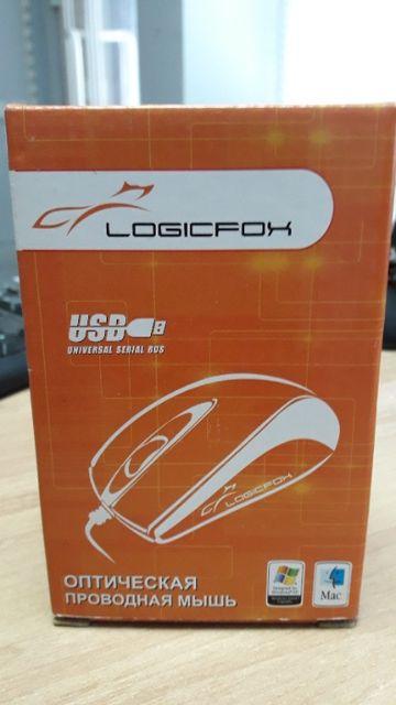 Мышь LogicFox USB