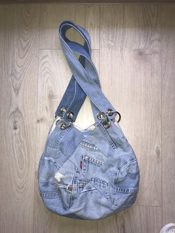 Torebka Jeans HANDMADE levis