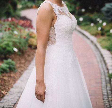 Cudowna suknia ślubna/zamienię na telefon
