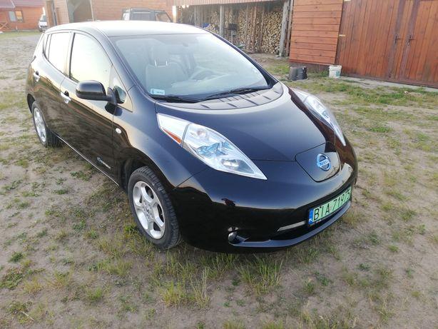 Nissan leaf 100% elektryczny