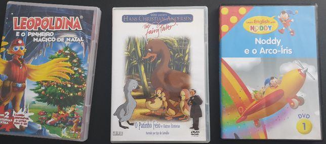 Filmes DVD Crianças