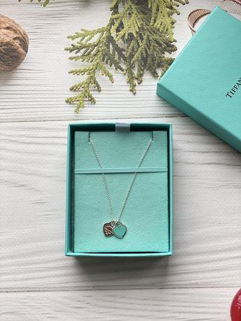 Оригинальная подвеска Tiffany & Co отличный подарок для любимой