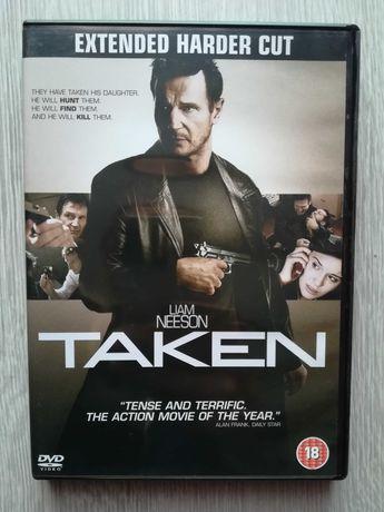 Taken - Uprowadzona film na DVD