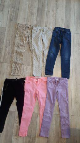Zestaw spodni dziewczęcych 140-146