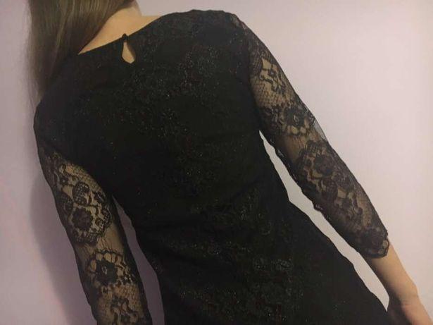 Koronkowa sukienka S/36
