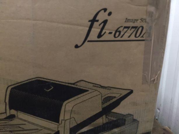 digitalizadora industrial fujitsu fi 6770