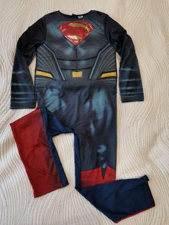 Marvel Карнавальный костюм Superman Супермен, 8-10лет, рост 140см