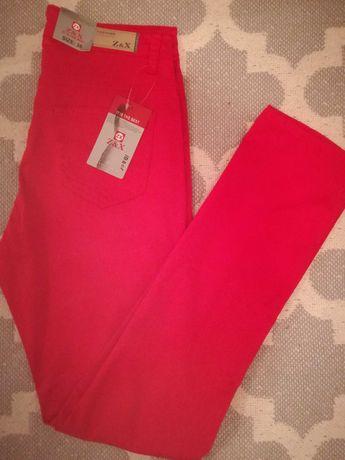 Calças sarja com elastano. Disponível do 38 ao 46