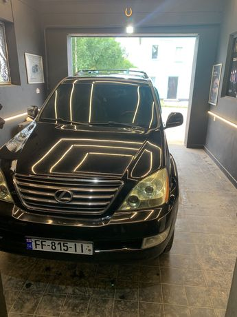 Lexus gx 470 2003г.