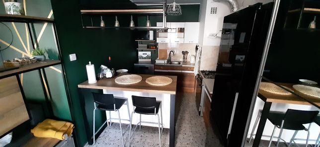 Stół barowy kuchenny Loft Industrial
