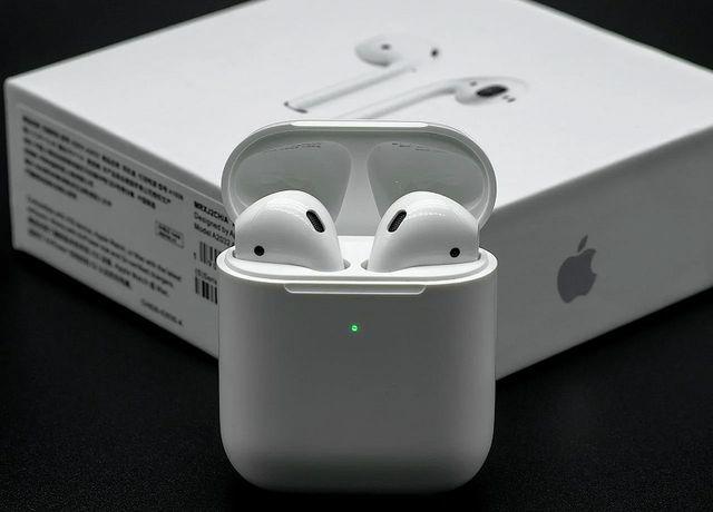 AirPods 2 Беспроводные Наушники Apple Bluetooth ГарантияКачеств