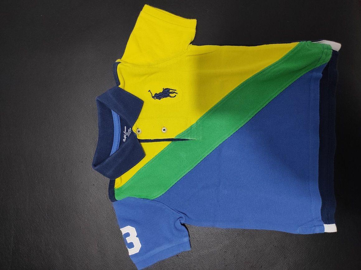 Polos Ralph Lauren 24m/Tshirt Gant 9-12m