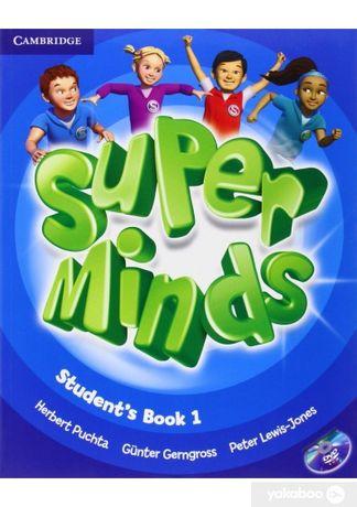 Super Minds учебник