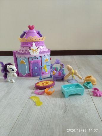 My little pony salon fryzjerski