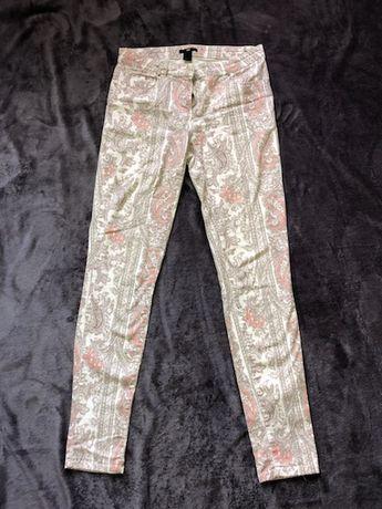 Spodnie jeansy hm