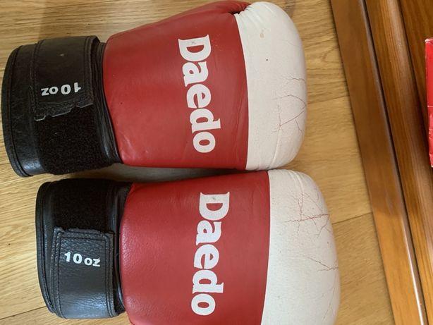 Luvas Box Daedo tamanho 10