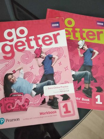 Gogetter 1 Student's book + Workbook