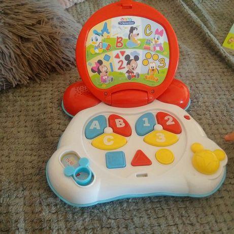 laptop micky dla dziecka