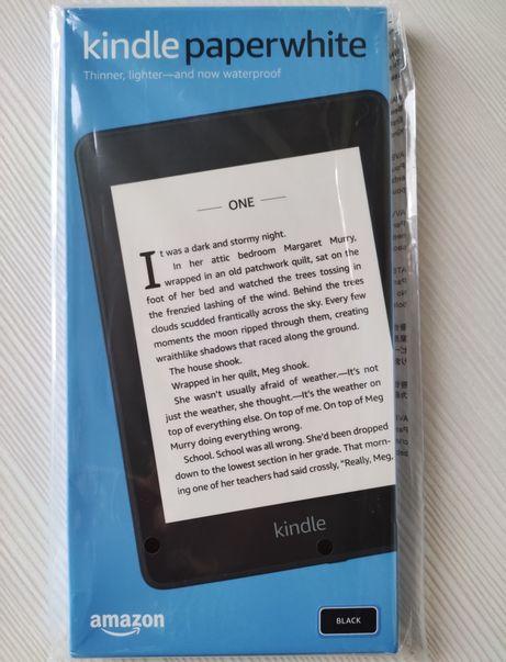 Электронная книга Amazon Kindle Paperwhite ONLINE 10 Gen 8 Gb