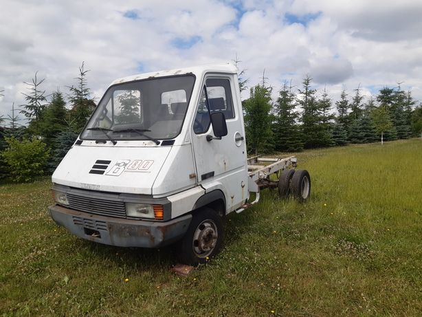 Renault Messenger idealny na wywrotka lub laweta w całości na czesci