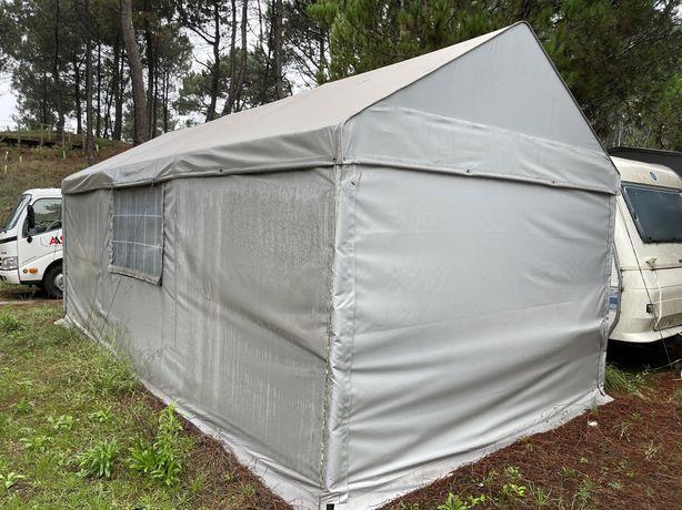 Vendo tenda com 3x6