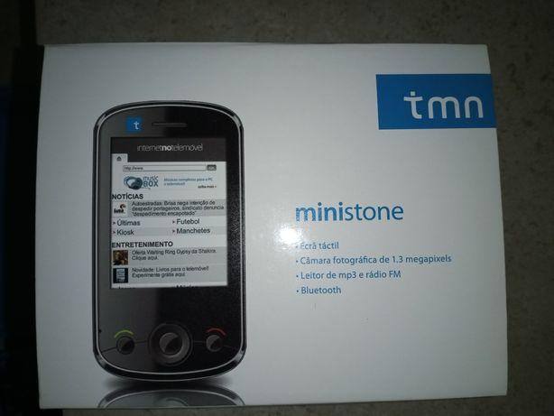 Smartphone ministone, rede MEO
