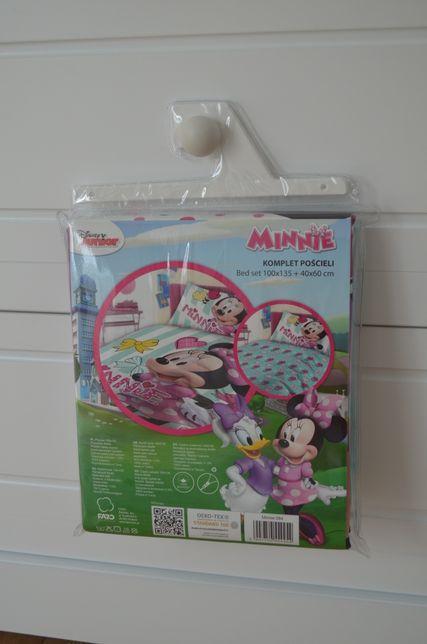 Pościel Minnie 100x 135 nowa