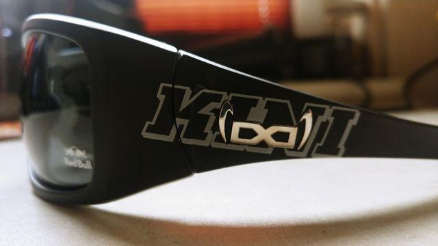 Sportowe Stylowe Okulary Red Bull KINI-RB Gloryfy