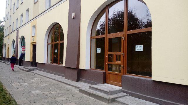 Lokal użytkowy Al.Racławickie