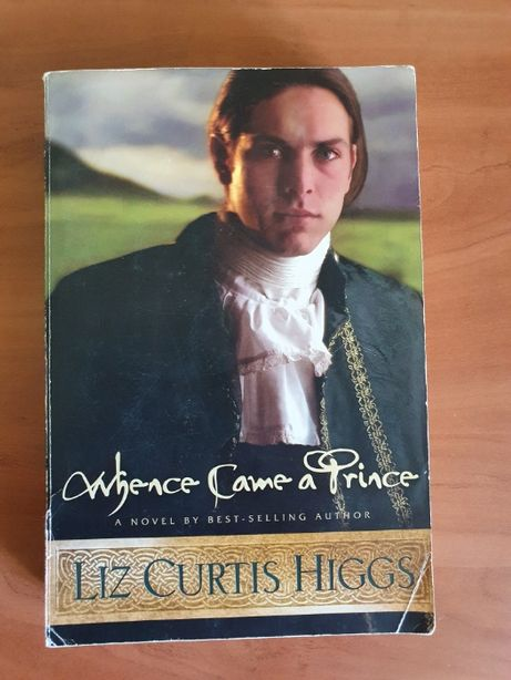Whence Came a Prince Higgs Liz Curtis Waterbook Press