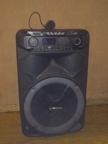 Glosnik manta karaoke