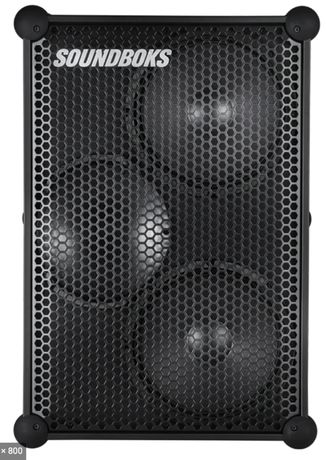 Bezprzewodowy głośnik bluetooth, SOUNDBOX, akumulator/sieć