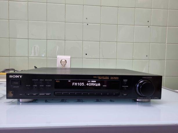 Radio sintonizador sony st-s570es