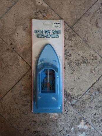 Barquinho - Termómetro de banheira para bebé NOVO