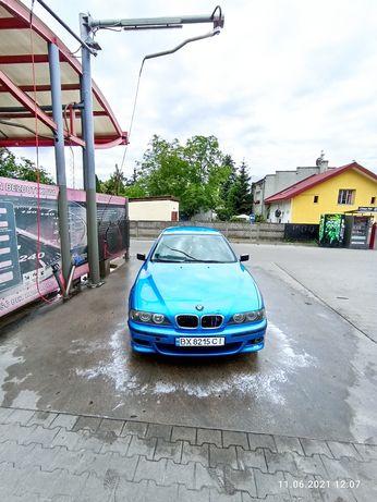 BMW e39 523I газ/бензин