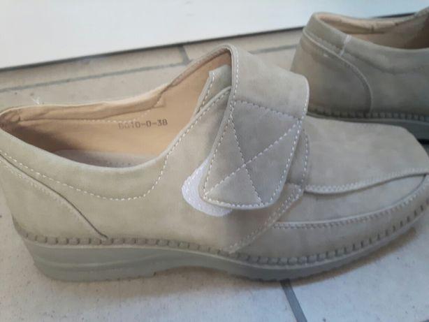 buty damskie babcine