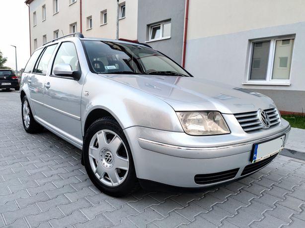 VW BORA Kombi 1.6 + LPG, Piękny! Bez Rdzy, Climatronic, 1-Właściciel